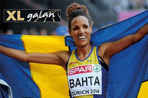 Meraf Bahta återvänder till XL-galan