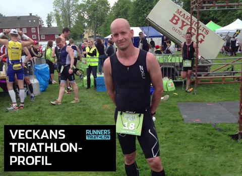 Veckans triathlet: Marcus Aronsson