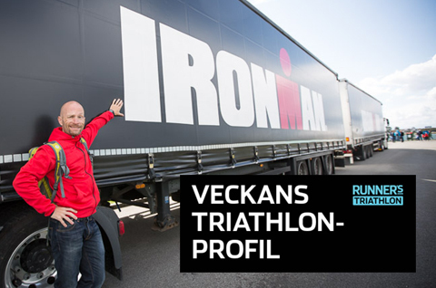 Veckans triathlet: Richard Jack