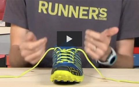 Vilken skillnad! Smartaste tipset på hur du ska knyta dina löparskor
