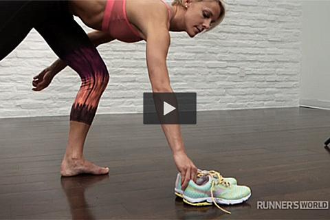 Spara tid! Knyt dig varm och spring snabbare