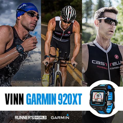 Var det du som vann en Garmin 920XT?