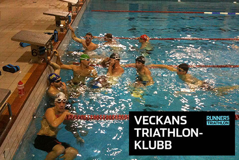 Veckans triathlonklubb: 3City Triathlon
