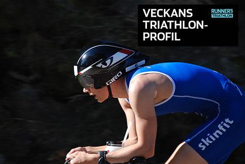 Veckans triathlet: Erik Holmberg