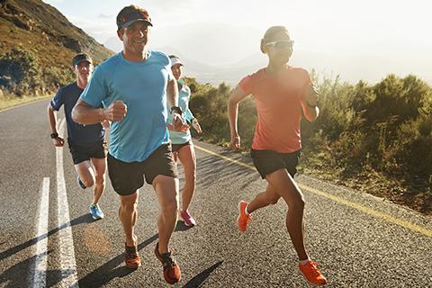 Träningsdejta i helgen – här är 3 tips på roliga löppass