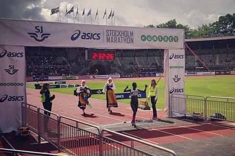 Första löparna uttagna till Nordiska Marathonlandskampen