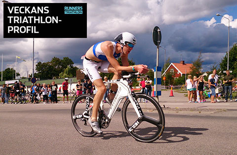 Veckans triathlet: Carl-Emil Bengtsson