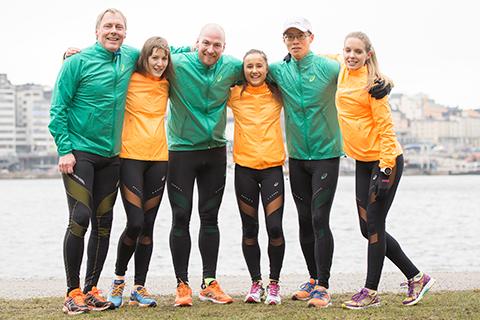 Tränar du också för maraton? Följ våra bloggare i Team ASICS GO RUN IT