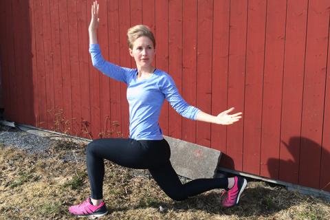 10 rörlighetsövningar som gör dig till en starkare löpare