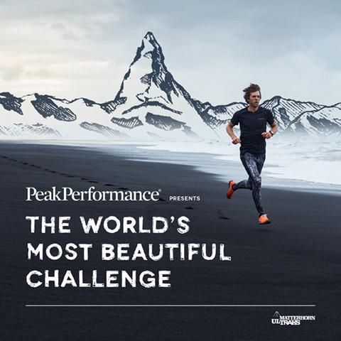 Vinn startplats till Matterhorn Ultraks med Peak Performance