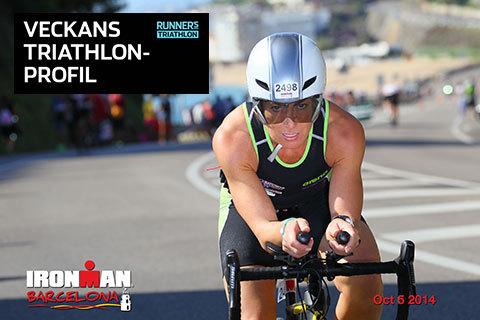 Veckans triathlet: Jannika Larsson