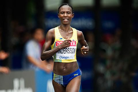 Rekordchans! Isabellah jagar sitt 26:e SM-guld på lördag