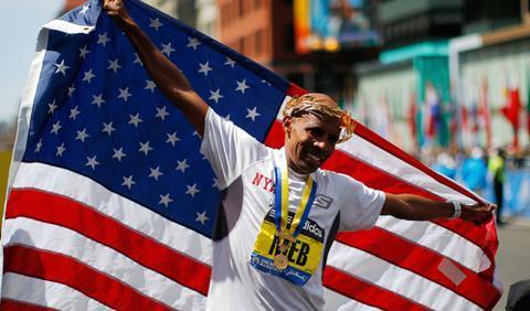 Keflezighi försvarar sin titel i måndagens Boston Marathon