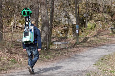 Lidingöloppet blir första terrängloppet i Google streetview