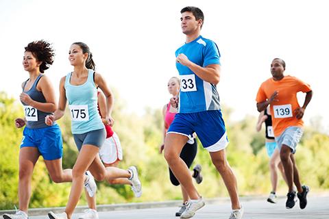 Spring tillsammans – och sätt nytt personbästa