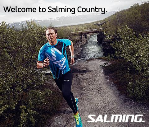 Här är testlöparna av Salming Speed!
