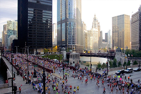 Bucket list: 10 amerikanska maratonlopp du vill springa