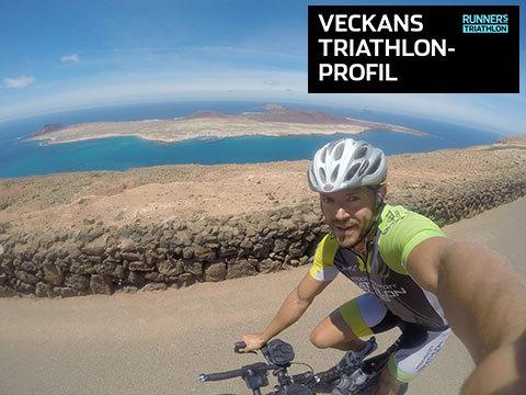 Veckans triathlet: Marcus Hultgren