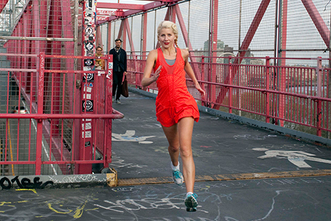 Följ med till New York – här är bästa löprundorna i Williamsburg