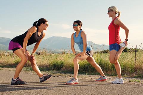 Spring tillsammans – och öka antalet bra träningspass