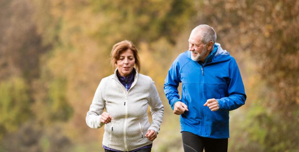 Springa tillsammans –ett säkrare sätt att umgås