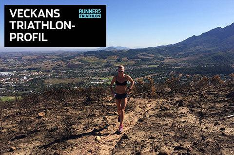 Veckans triathlet: Elisabet Hökerberg