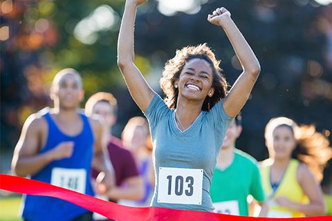 4 steg: Från löpbandet till din första startlinje