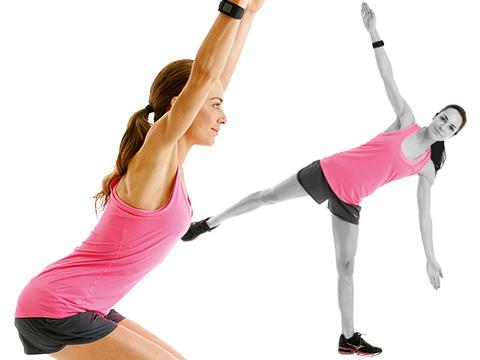 Styrka på stående fot – 4 övningar som tränar upp din bålstyrka