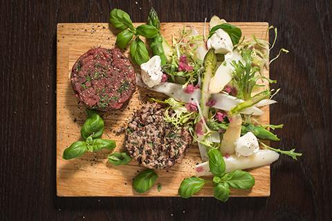 Löparmat: Italiensk grillfest – lättlagat och gott!