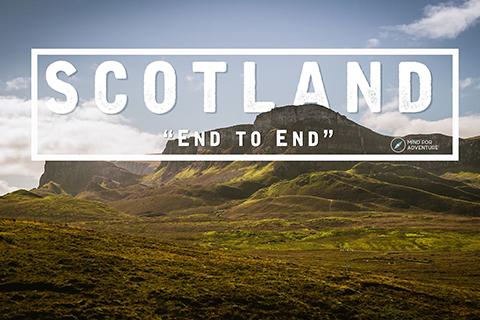 Emma och Linnéa står inför det ultimata löparäventyret genom Skottland