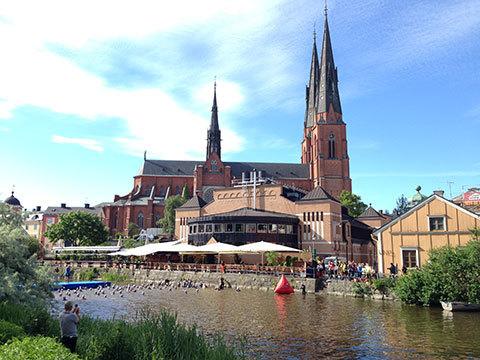 Triathlon-SM i sprint och stafett i Uppsala