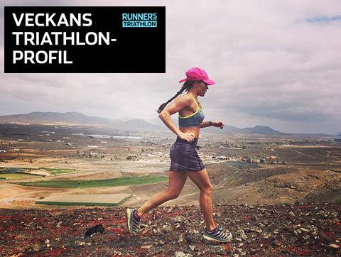 Veckans triathlet: Anna Wretling