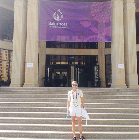 Lisa Nordén om bronset i Baku