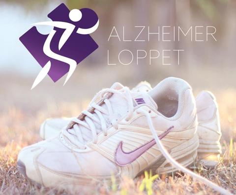 Spring för hjärnan i den första upplagan av Alzheimerloppet
