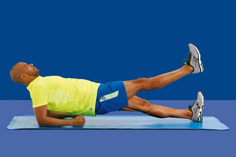 5 coreövningar som ger dig en stark hållning under hela passet
