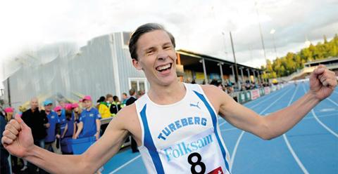 VM-biljetten är säkrad! Andreas Almgren till Peking i augusti