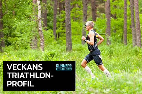 Veckans triathlet: Joel Evertsson
