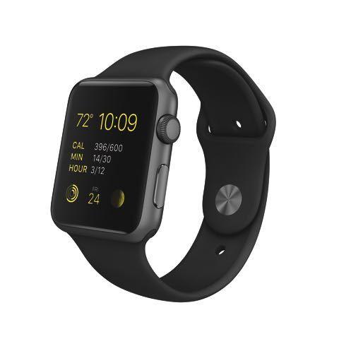 Första intrycken av Apple Watch – ur löparens perspektiv