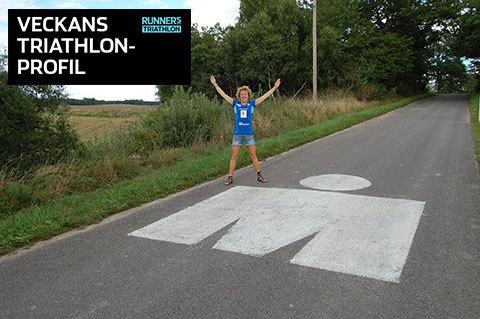 Veckans triathlet: Marie Sandberg