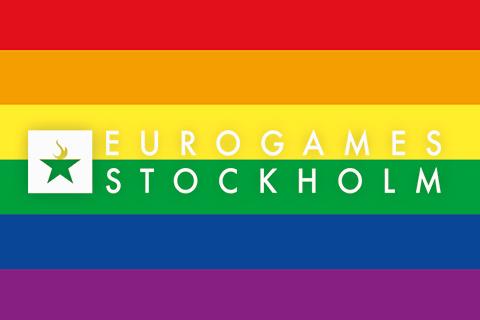 Eurogames lockar stolta löpare och besökare till Stockholm
