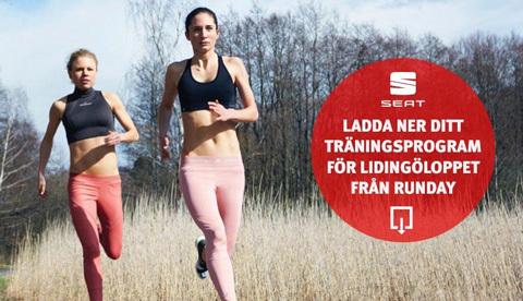Rundays löparskola: Träningsprogram för Lidingöloppet 2015