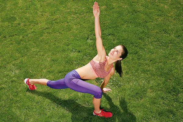 Fem enkla styrkeövningar du kan göra –utan att gå till gymmet