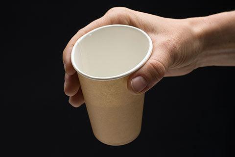 Knepet som gör det lättare att dricka vid vätskestationerna
