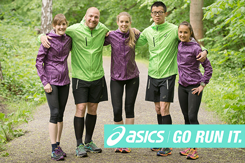 Så laddar Team Asics Go Run It inför Ultravasan