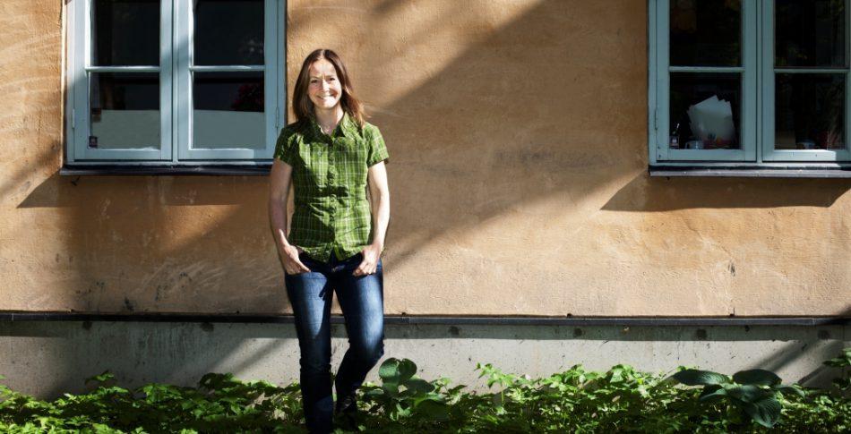 Kristina Paltén springer tusen och en miles genom Iran