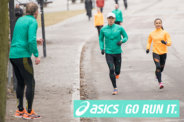 Häng med Team ASICS Go Run It inför Berlin Grand 10