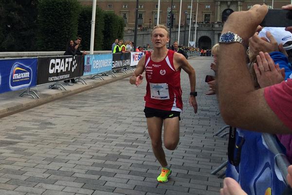 Förhandsfavoriterna snabbast över mållinjen i Stockholm Halvmarathon