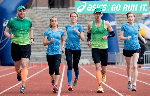 Så ska du träna för att bli snabbare på milen