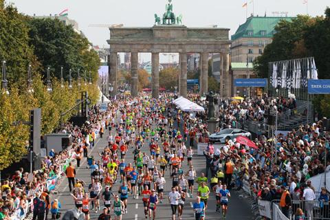Ska det bli världsrekord i Berlin i år igen?