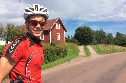 Möt vår bloggare Joel Svensson